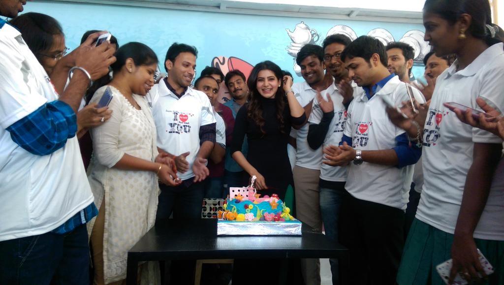 Samantha Birthday Celebration
