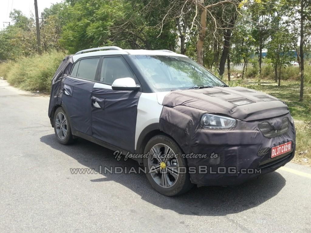 Home car hyundai spied hyundai ix25 compact suv interior - Hyundai Ix25 Compact Suv