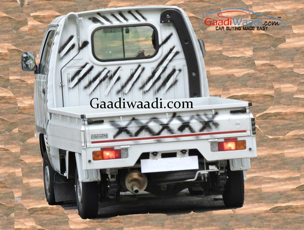 Maruti Suzuki LCV Y9T to Be Called Super Carry