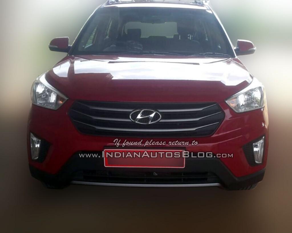 Hyundai Creta Base and Top Variants