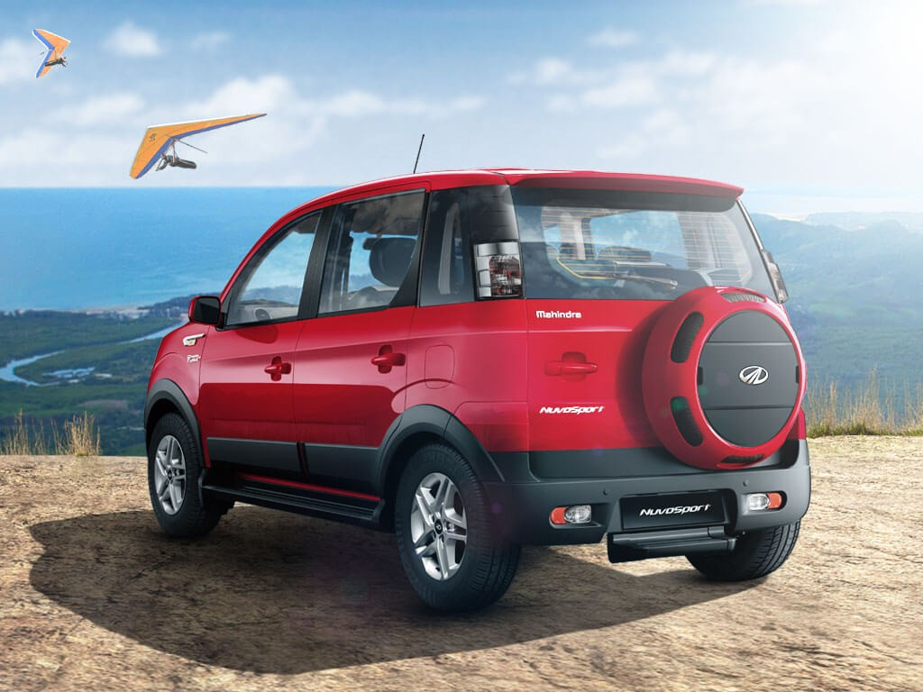 Mahindra Nuvosport Launched At Rs 7 35 Lakh Full Price