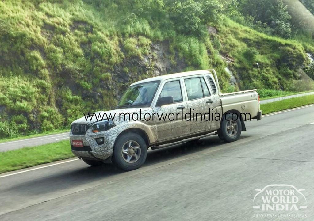 Mahindra Scorpio Getaway