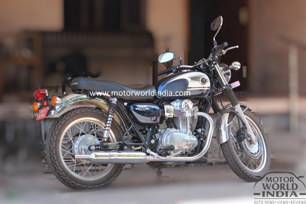 Kawasaki W800, Kawasaki W800  India, Kawasaki W800 launch, W800 price