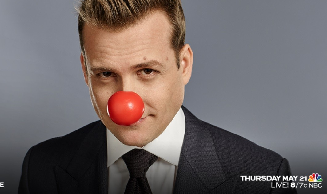 Gabriel Macht of 'Suits' on Red Nose Day