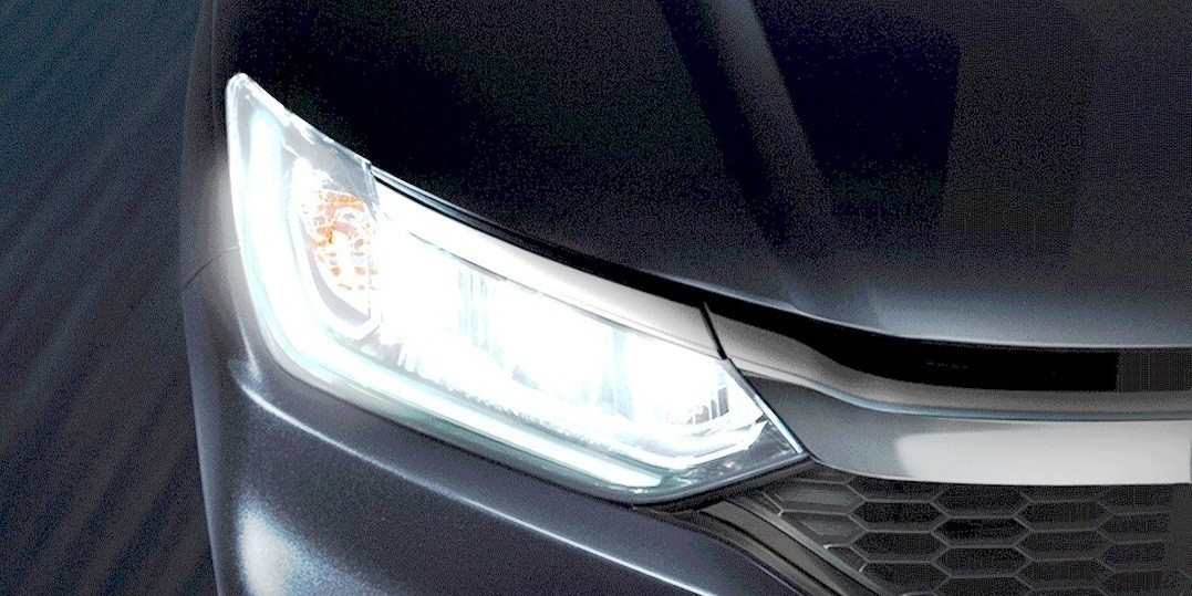 New Honda City facelift teaser