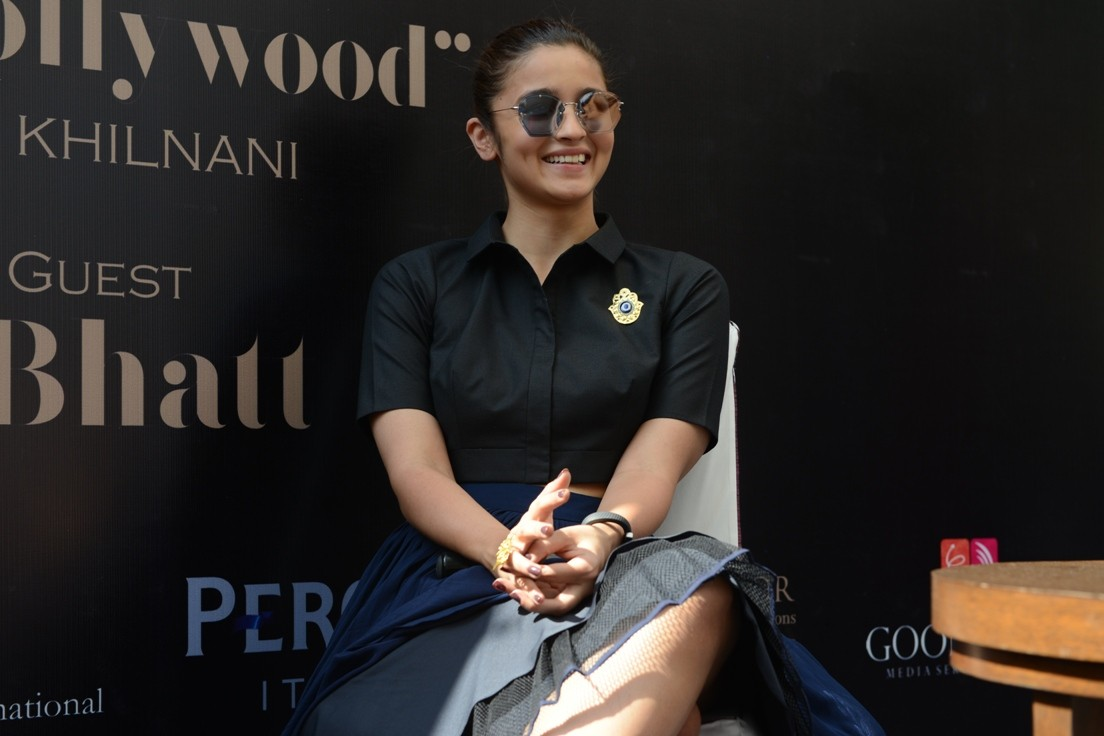 Alia Bhatt launches Rohit Kalkani's book 'I Hate Bollywood'