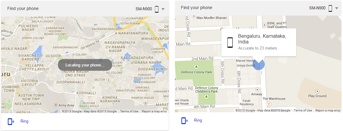 How To Locate Your Missing Android Smartphone Using Google Search; Tips and Tricks
