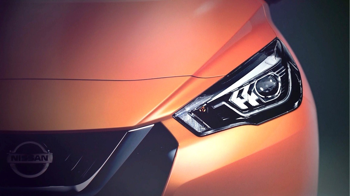 Paris Motor Show: All-new Nissan Micra teased