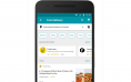 Google Areo is currently offering food delivery services from Fresh Menu, Faasos and Box8