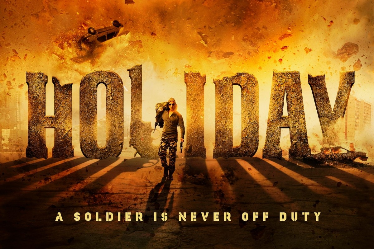 Holiday- A Soldier Is Never Off Duty