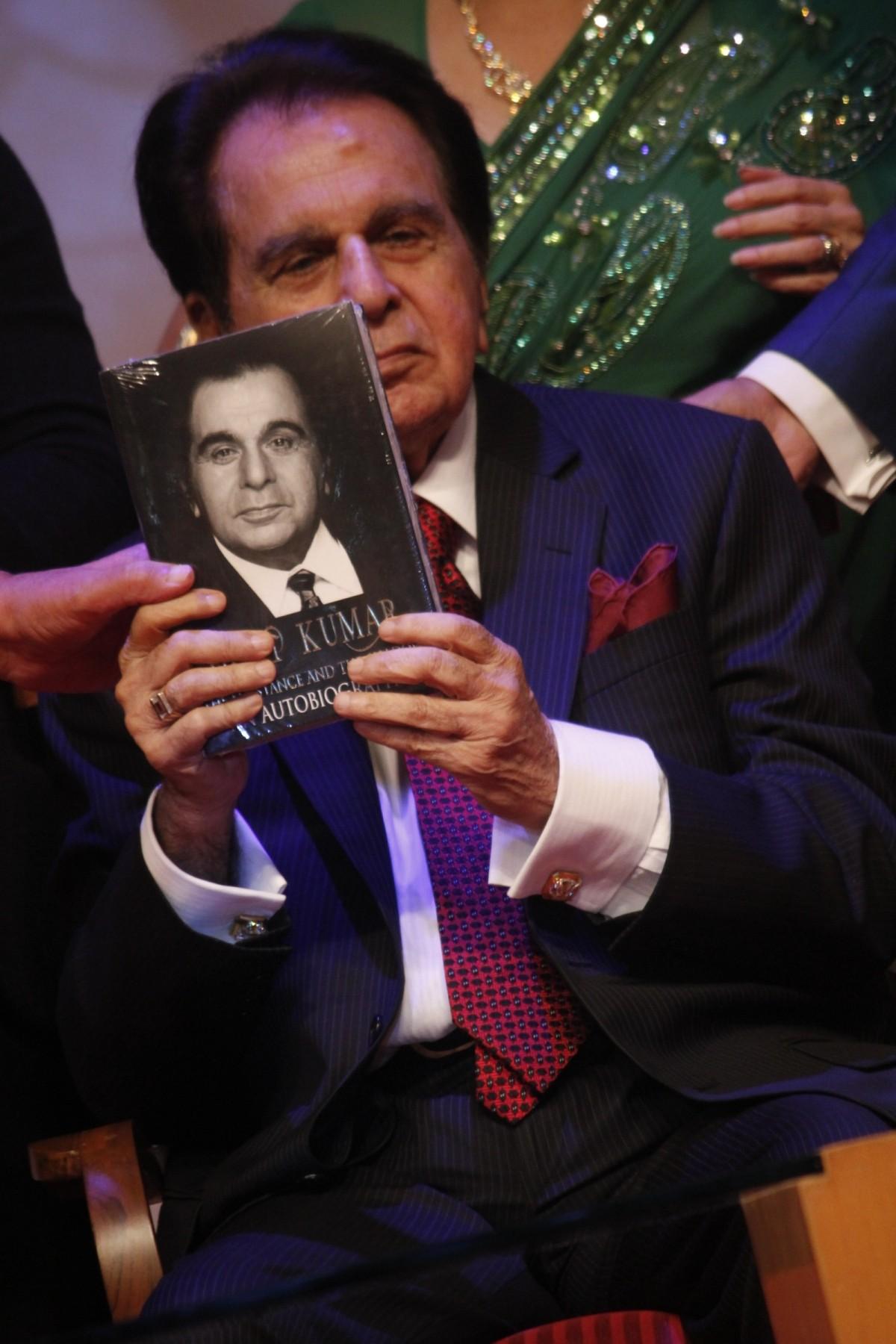Dilip Kumar's autobiography
