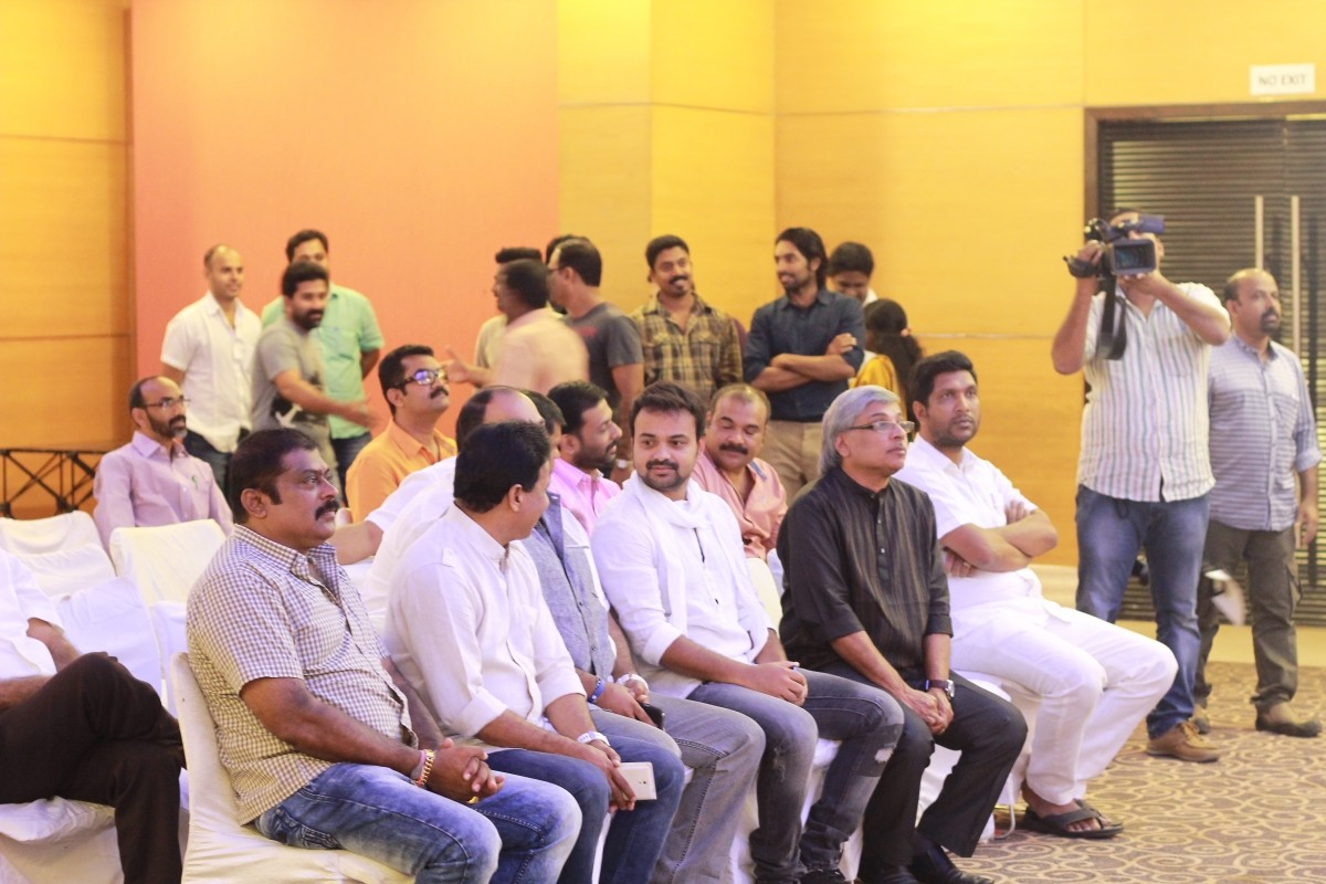 Guests at the launch function