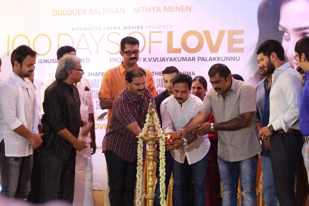Launch of '100 Days of Love'