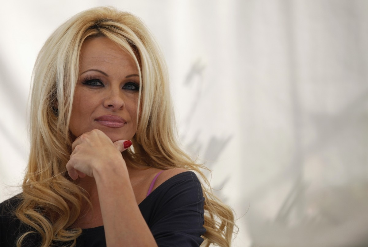 With big boss pamela anderson good idea