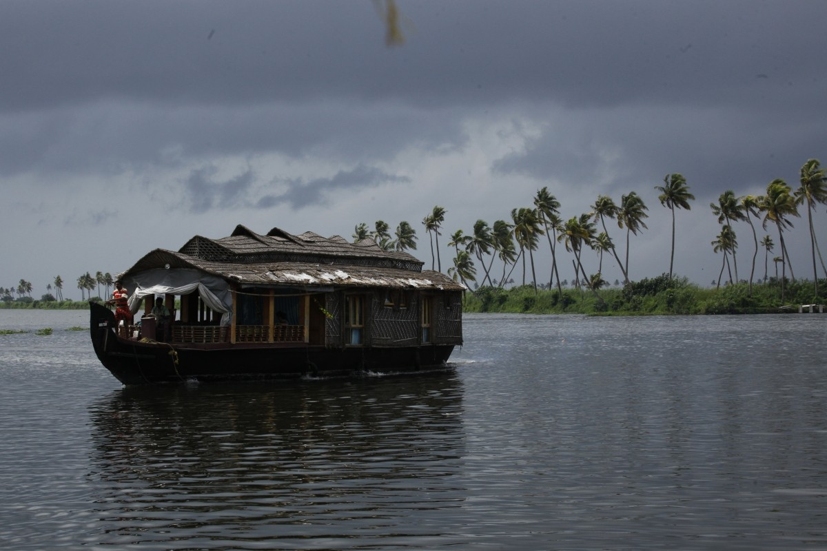 Alappuzha backwaters