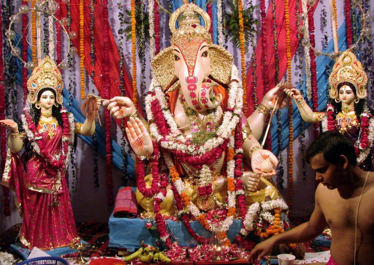 Ganesh Chaturthi Pandal