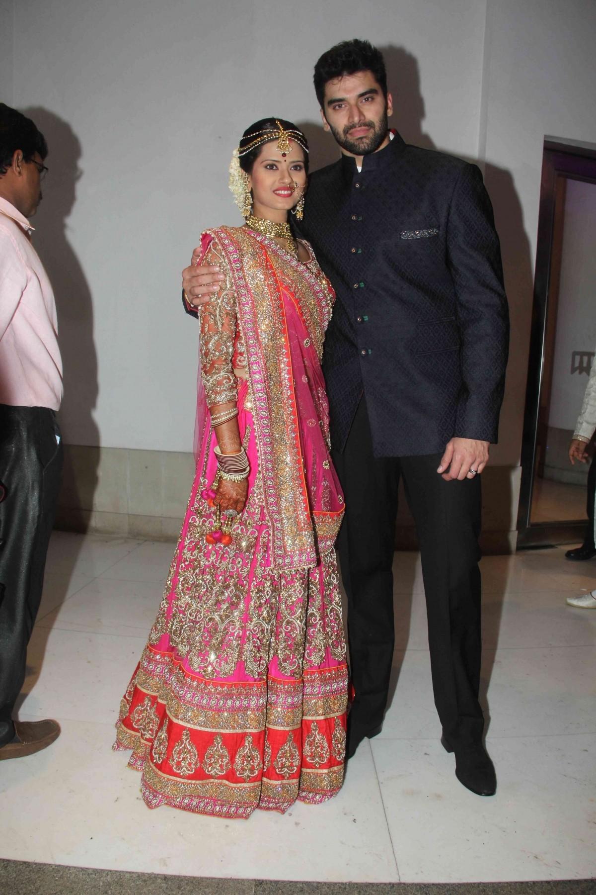 Nikitin Dheer marries Kratika Sengar