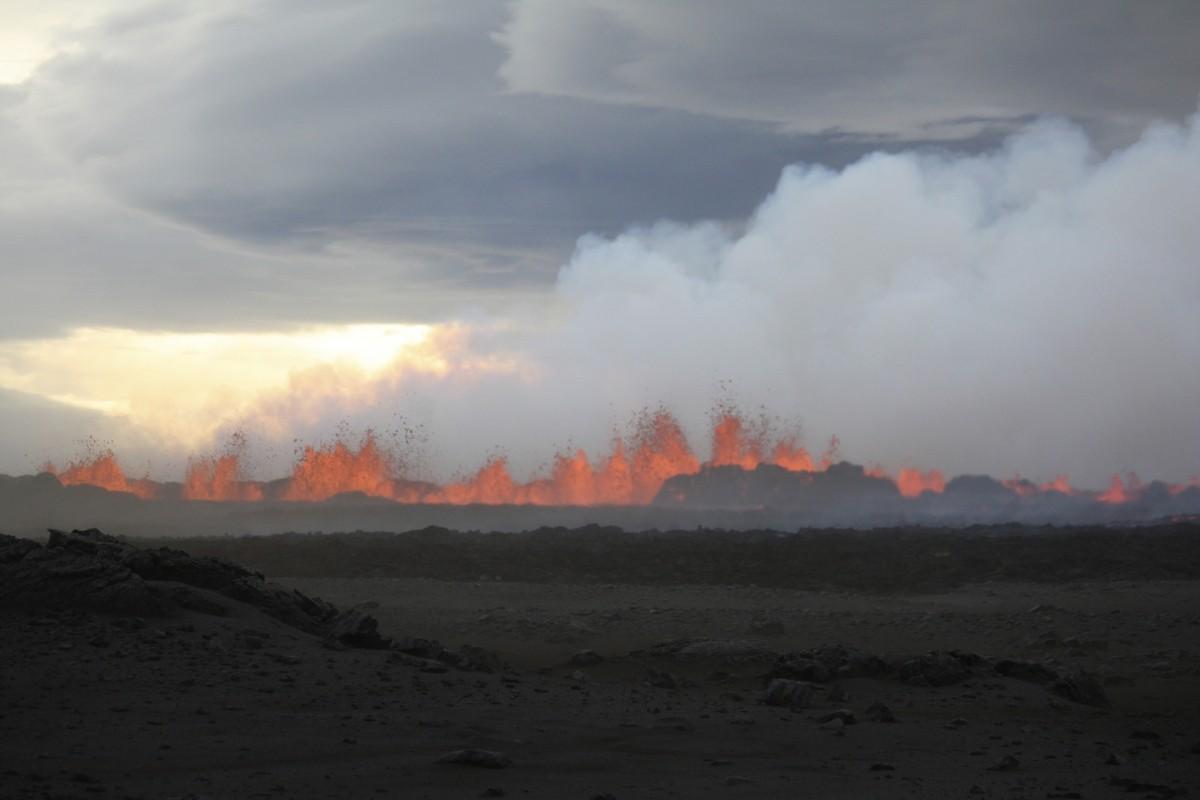 Iceland's Bardarbunga volcano