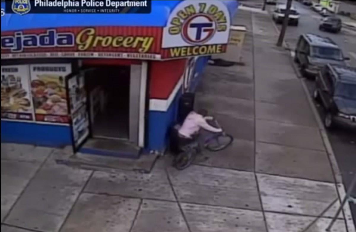 Philadelphia Thief used Banana as a Handgun, Robbed a Store