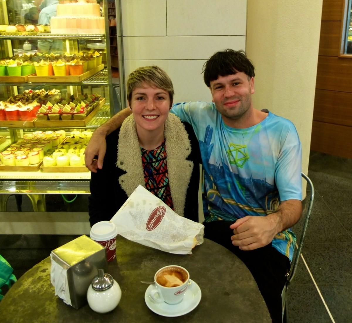 Coffee #12: Mel Glav