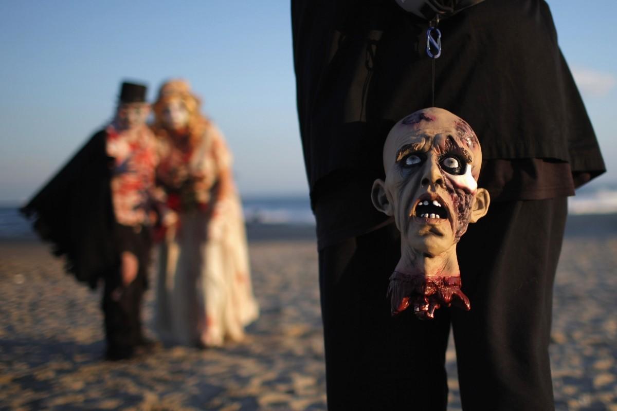 U.S. Zombie Walk 2014