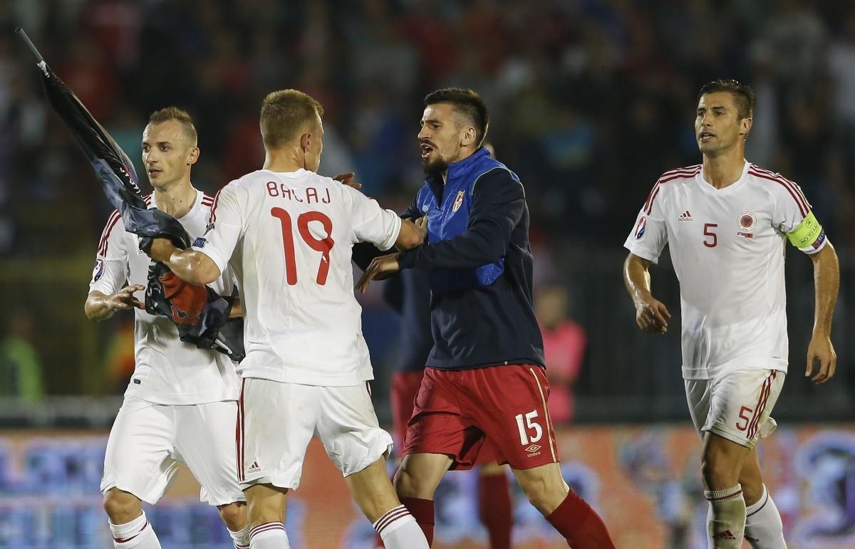 Serbia vs Albania