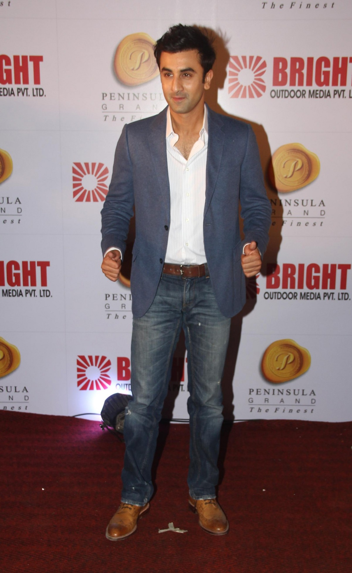 Yogesh Lakhani's Birthday Bash 2014