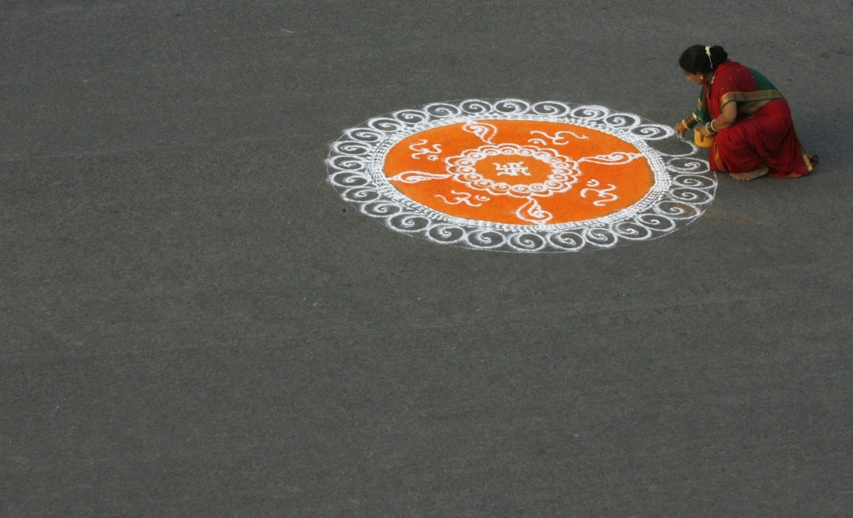 Diwali 2014: Beautiful Rangoli Designs for this Festival ...