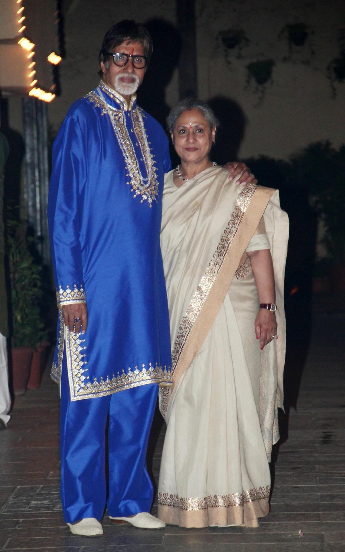 Amitabh Bachchan's Diwali Bash