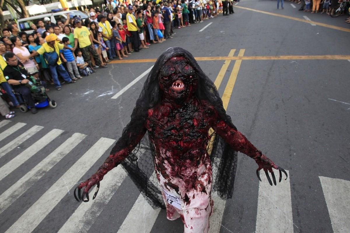 Halloween Parade in Marikina