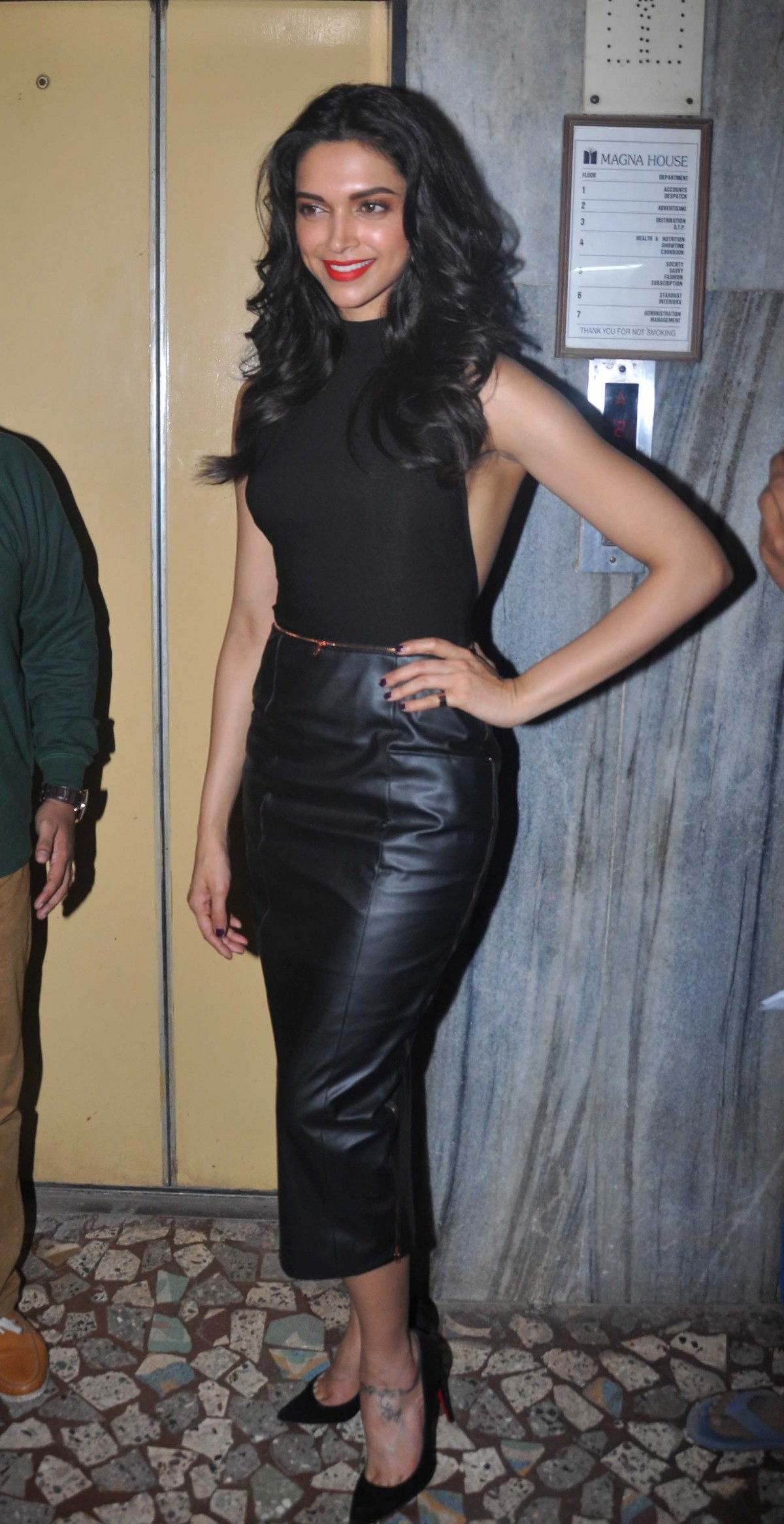 Deepika Padukone at Stardust Magazine Launch