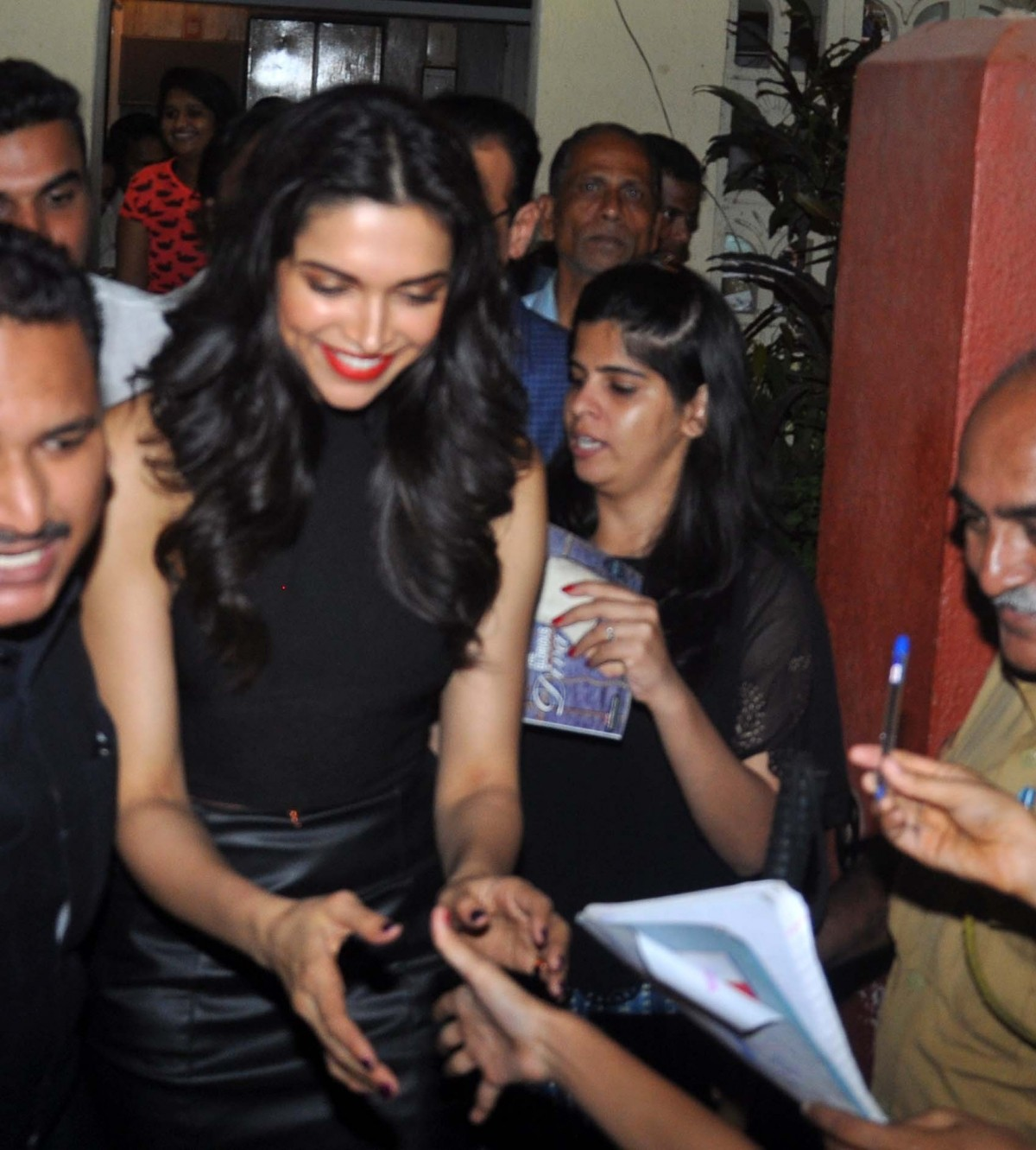 Deepika Padukone at Stardust Magazine Launch