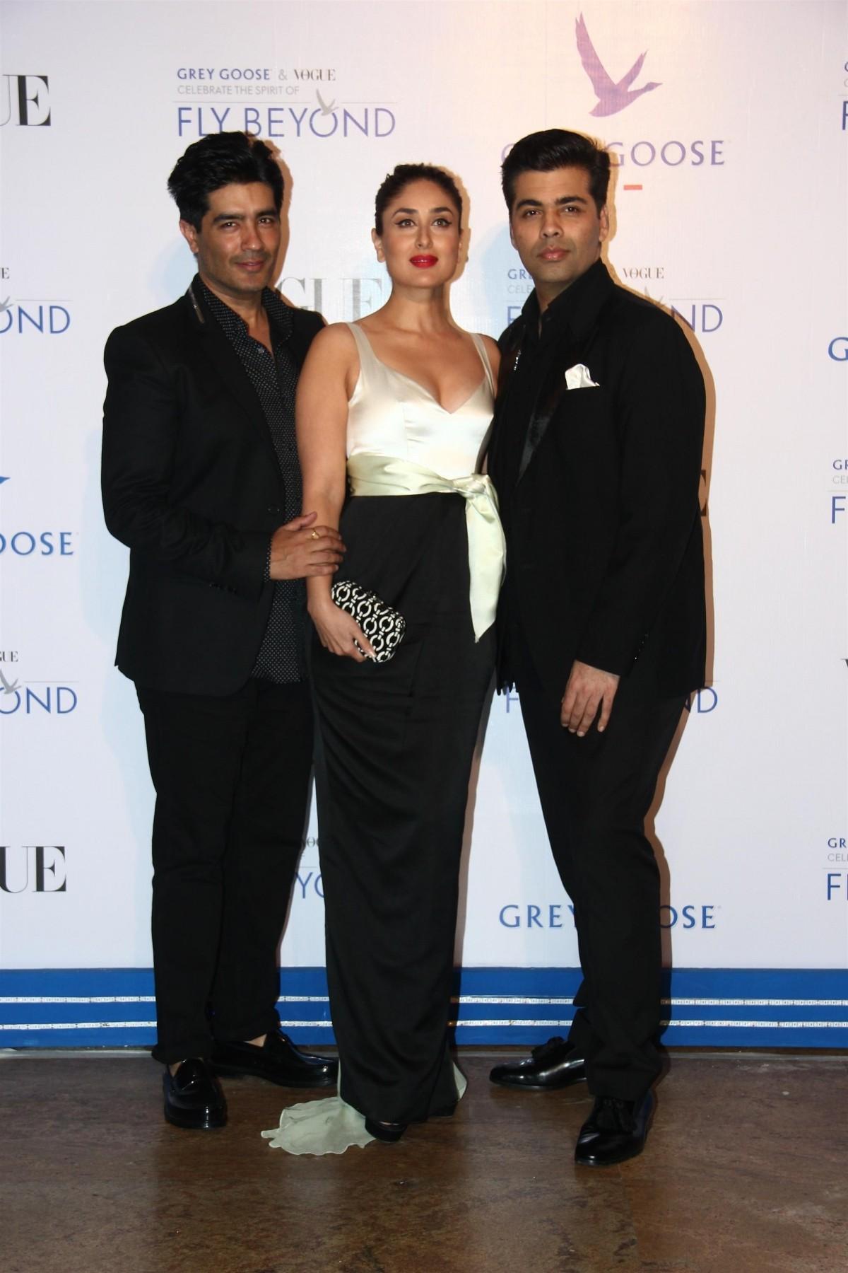 Hrithik Roshan, Kareena Kapoor Khan, Farhan Akhtar and Other Celebs look Stunning at Grey Goose India's Fly Beyond Awards 2014