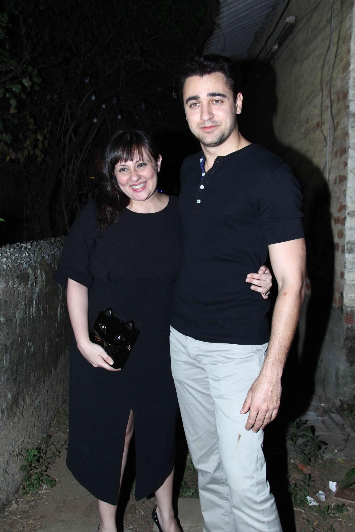 Katrina Kaif, Imran Khan and Other Celebs Attends Choreographer Bosco Martis' Birthday Bash