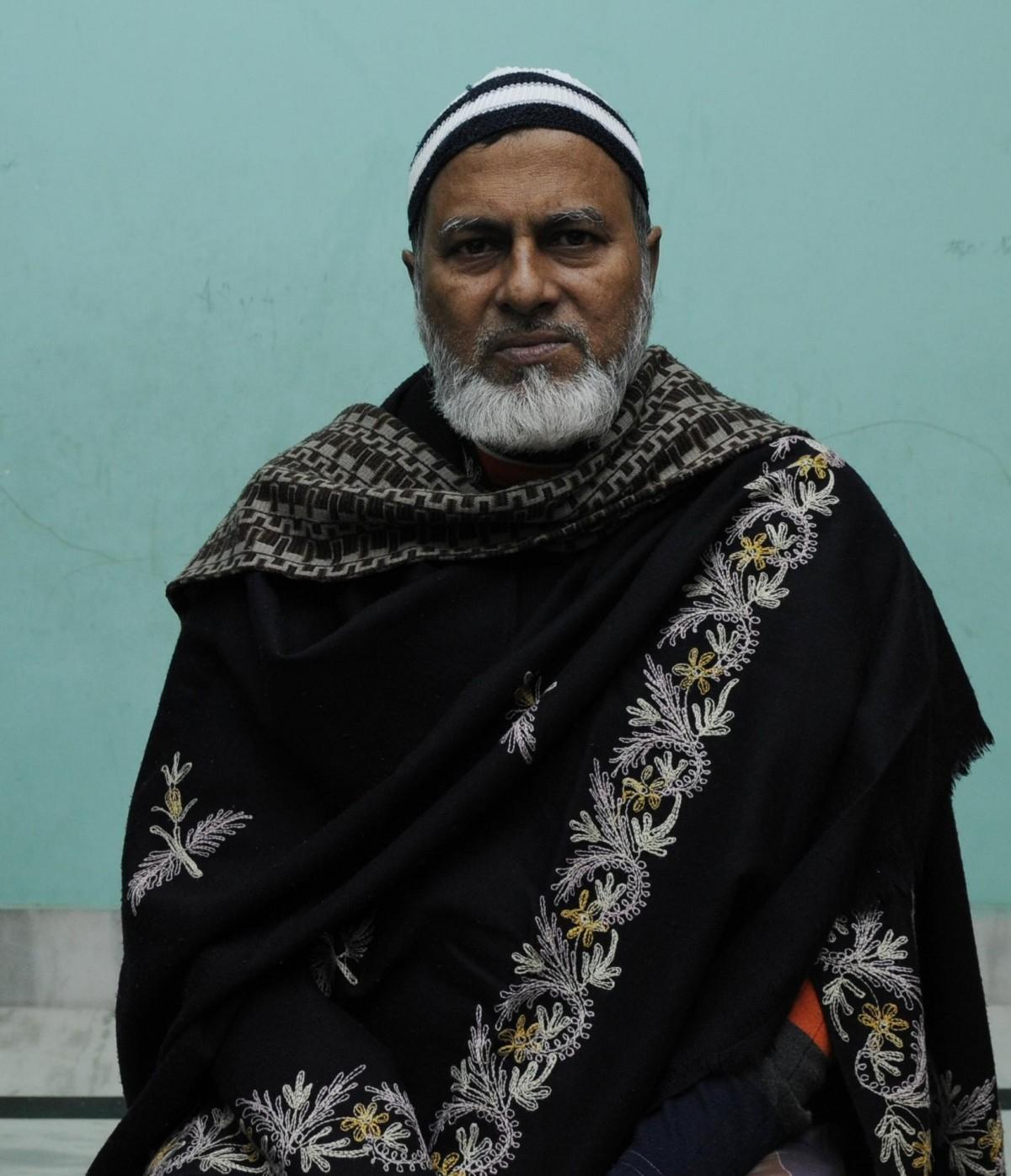 N Masroor Biswas father of Mehdi Masroor Biswas