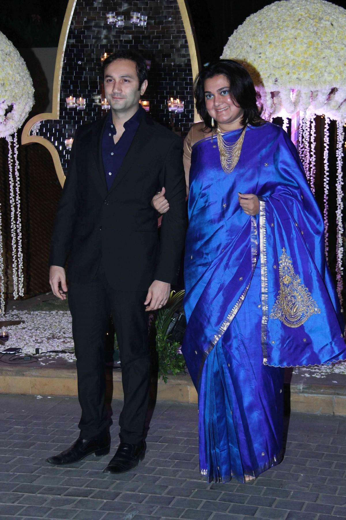 Divya Palat and Aditya Hitkari