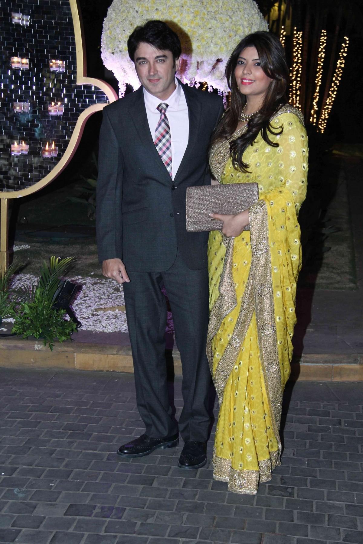 Jugal Hansraj and Jasmine