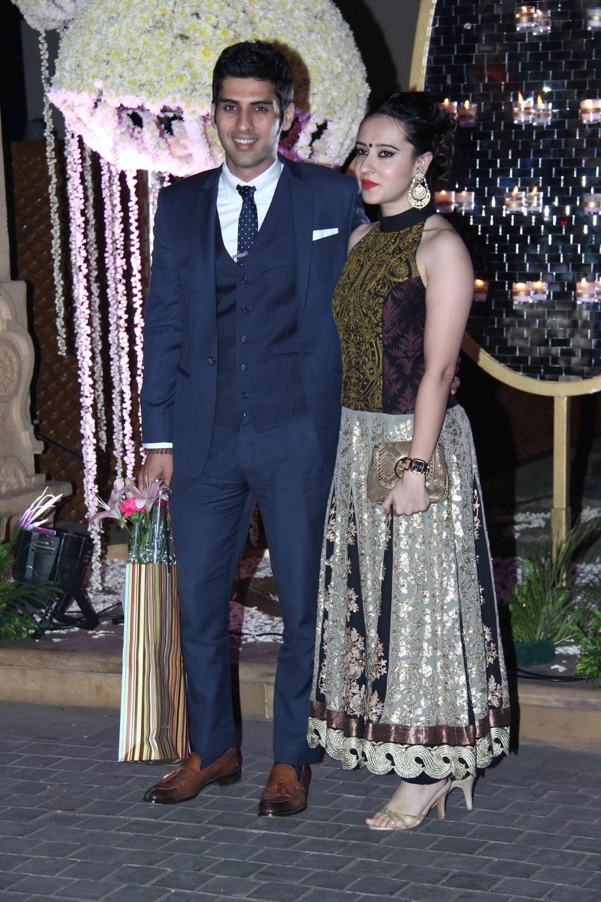 Sameer Dattani and Ritika Jolly