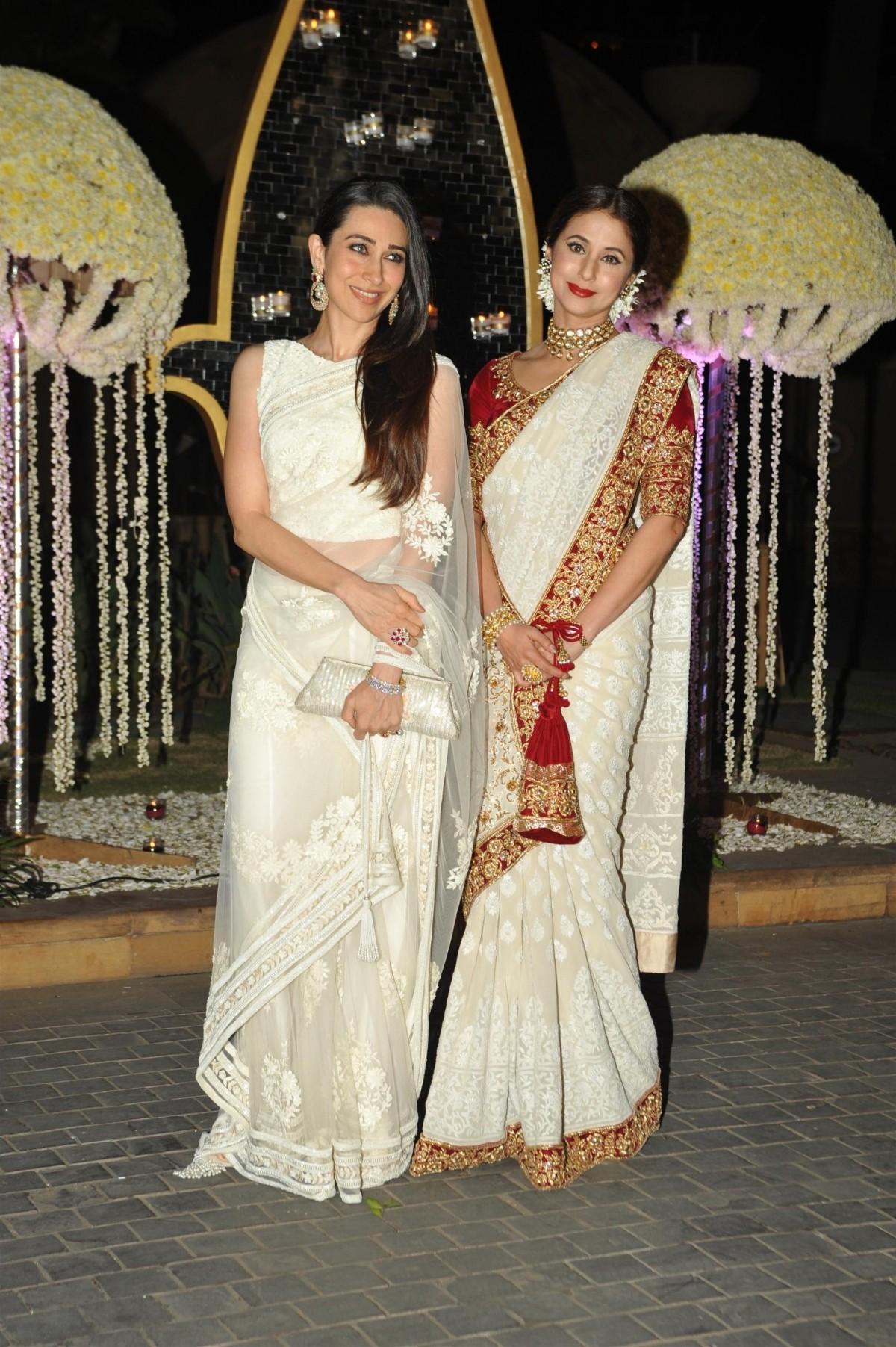 Karishma Kapoor and Urmila Matondkar