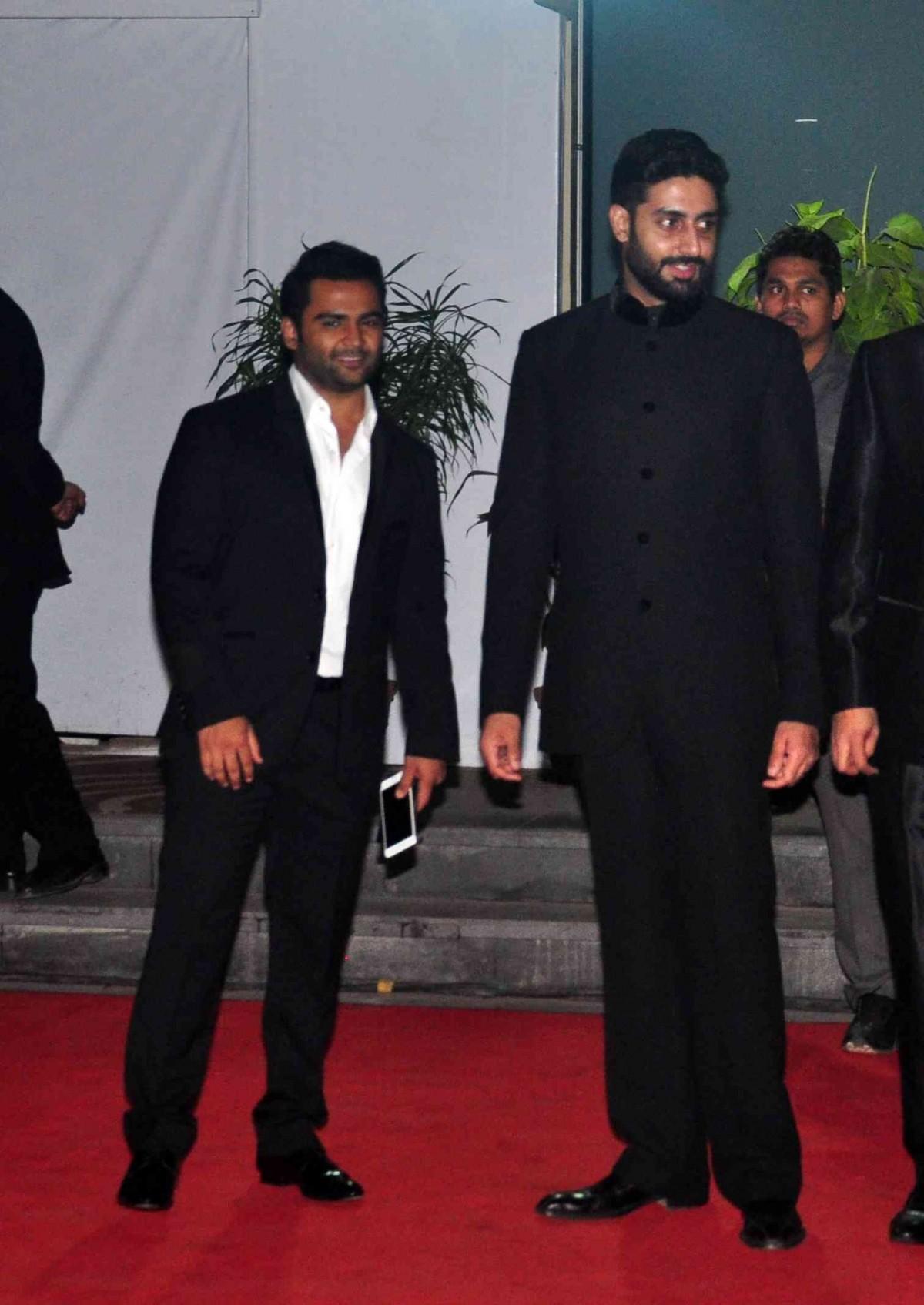 Shirin Morani and Uday Singh wedding reception