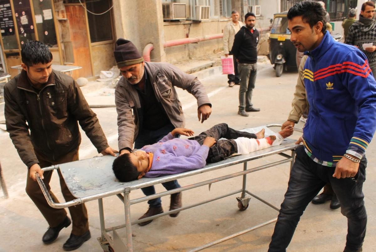 Jammu & kashmir ceasefire violation