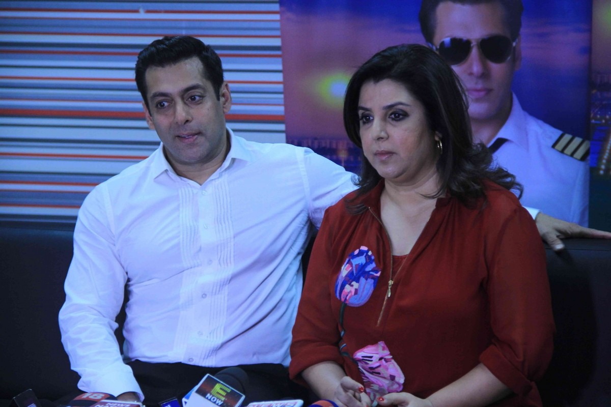 'Bigg Boss 8': Salman Khan's Last Day Shoot on Set; Hands Over To Farah Khan During Finale Episode