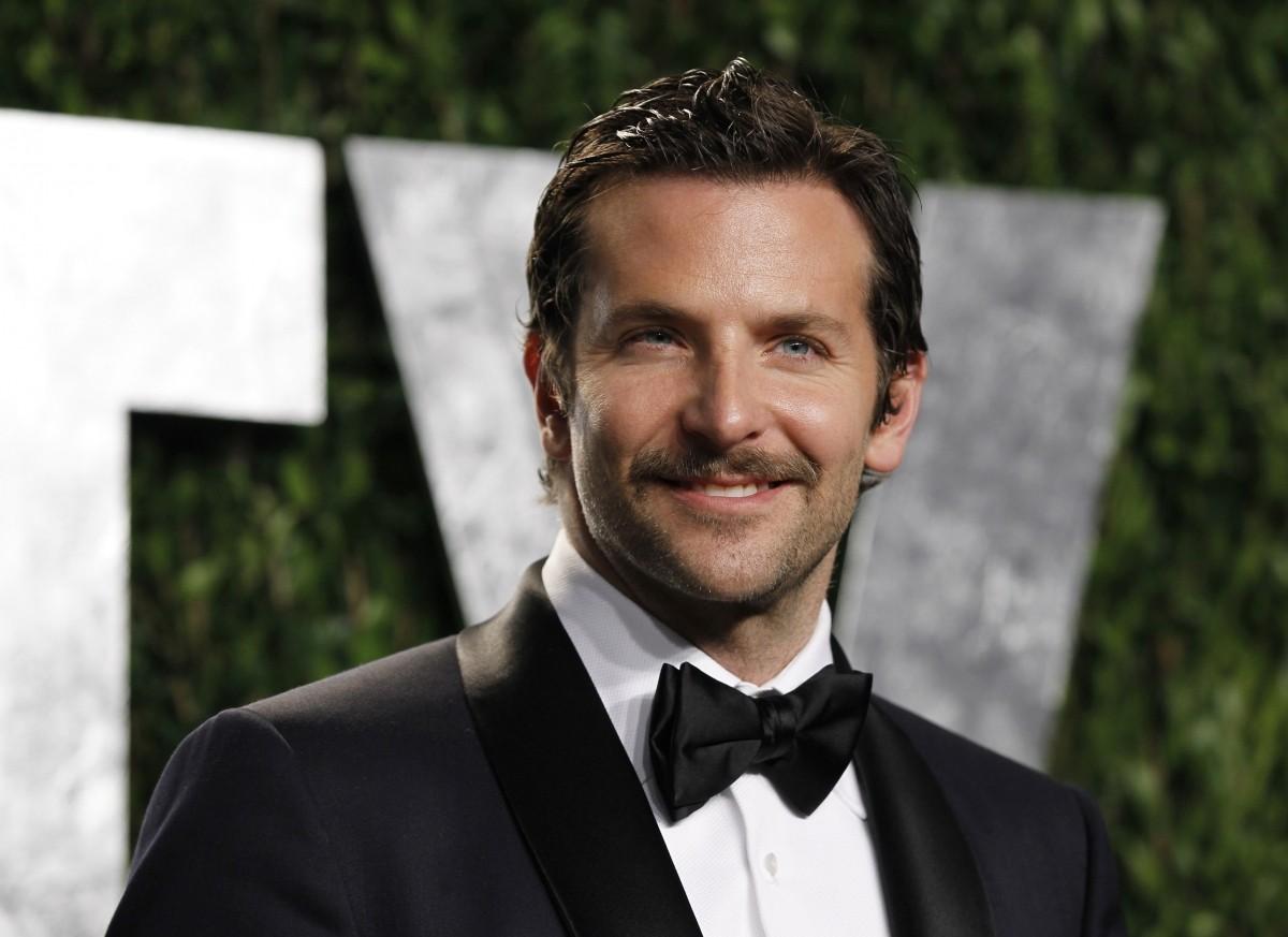 Bradley Cooper 2012.
