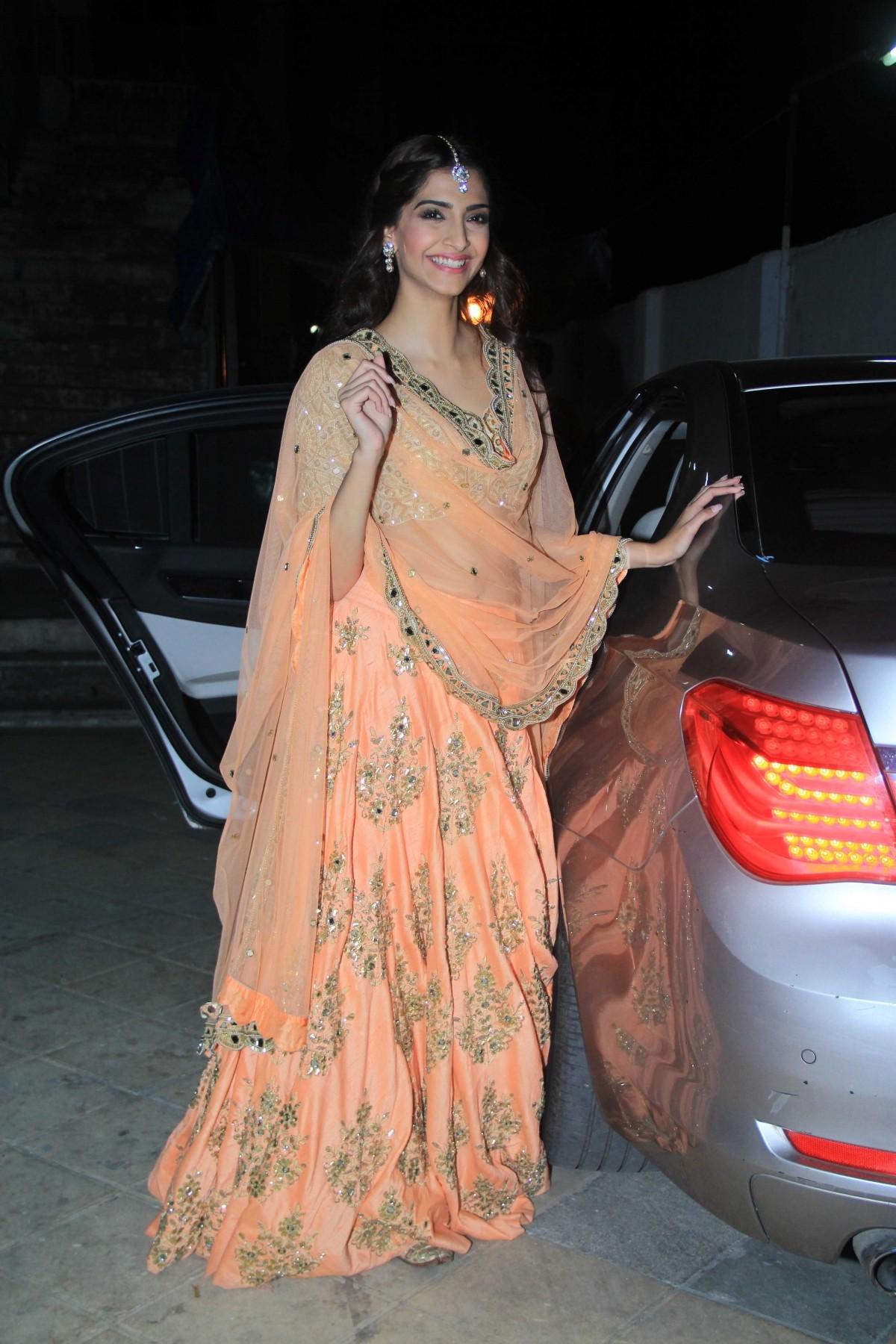 Sonam Kapoor during