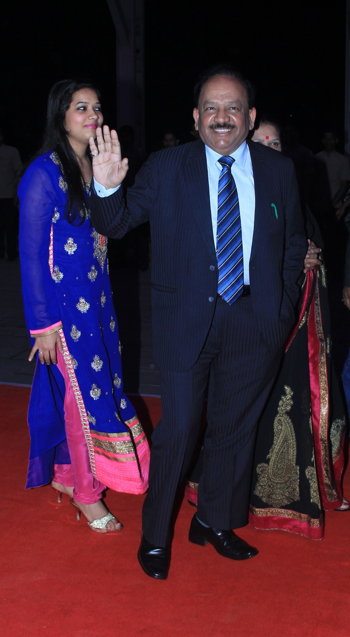 Celebs arrives for Kussh Sinha's reception party