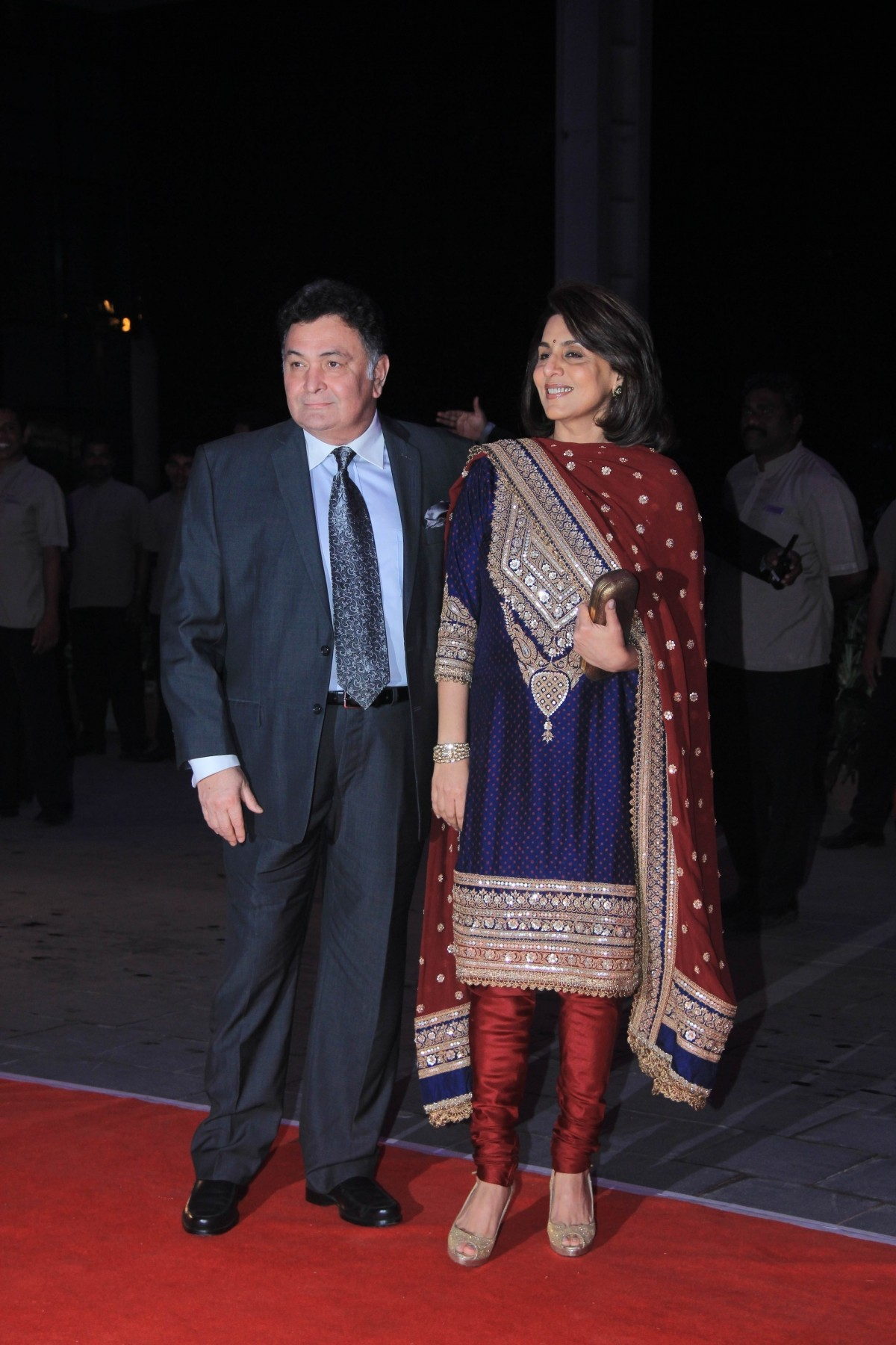 Celebs arrive for Kussh Sinha's reception party