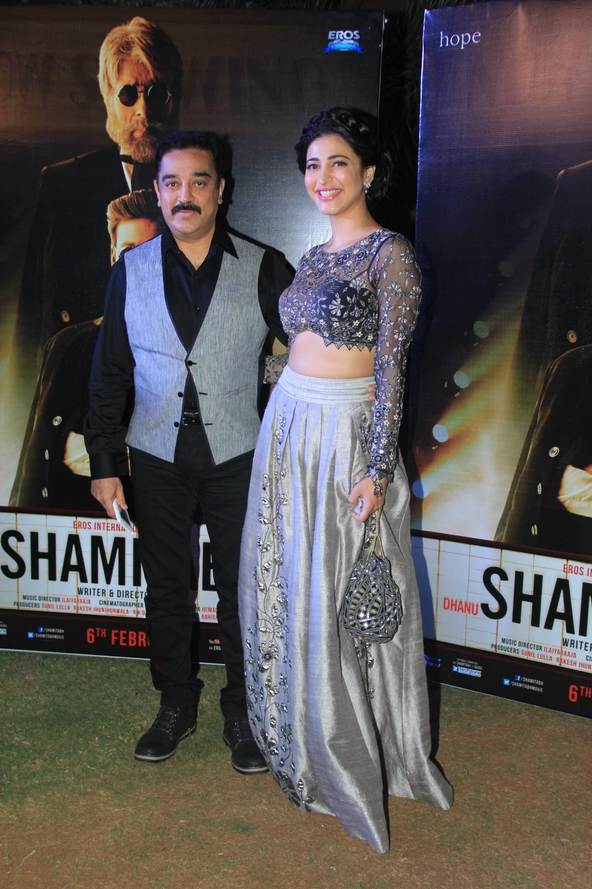 'Shamitabh' Music Launch