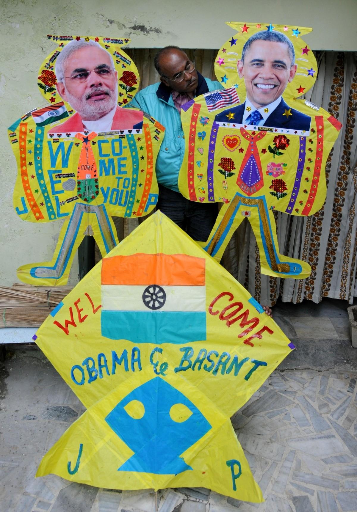 Barack Obama India Visit