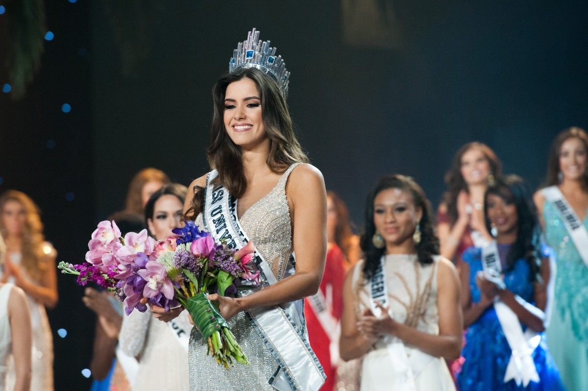 miss universe s paulina vega wins the crown list miss universe 2014 s paulina vega wins the crown list of the last 20 winners photos