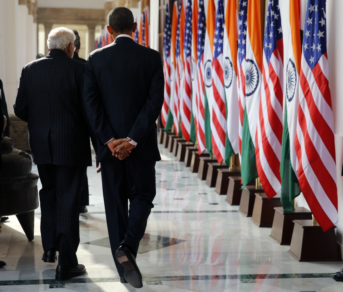 ObamainIndia